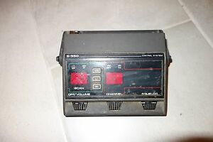 Ge S 550 Control System General Electric S550 Control Head 2 Way Mobile Radio