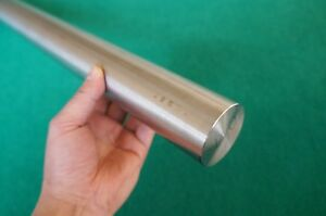 50mm Dia Titanium 6al 4v Round Bar 1 968 X 59 Ti Gr 5 Metal Grade 5 Rod 1pc