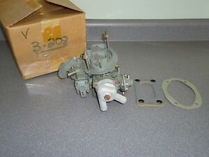 Reman Holley 5210 2 Barrel Carburetor Carb 6717 1973 1974 Chevy Vega Water Choke