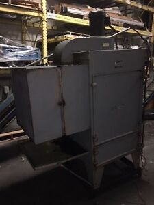 Torit Donaldson Mc 1000 Dust Collector 230 460 V 3 Hp Used Warranty