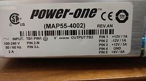 Map55 4002 Power One