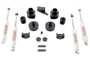 Jeep Jk Trail Master 3 0 Inch Lift Kit With Ngs Shocks Tm3330 40013