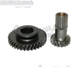 Reverse And Idler Gear Set Muncie New M20 M21 M22 Chevy 4 Speed