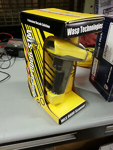 Wasp Wls 9000 Handheld Scanner wls9000 New nip nos Unopened