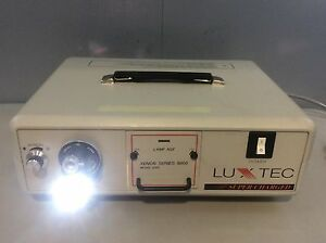 Luxtec Xenon Series 9000 Model 9300 Light Source Medical Healthcare Endoscopy