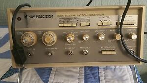 Bk Precision 3030 Sweep Function Generator
