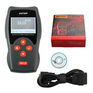 Autop S620 Obdii Eobd Code Reader Gm Toyota Benz Bmw Auto Diagnostic Scan Tool