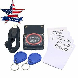 Pm3 Proxmark3 Easy 3 0 Kits Id Nfc Rfid Card Reader Smart Tool Usa Ship