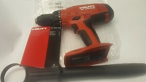 Hilti Sf 10w a18 Cordless Drill Driver 2061310 Bare Tool Only