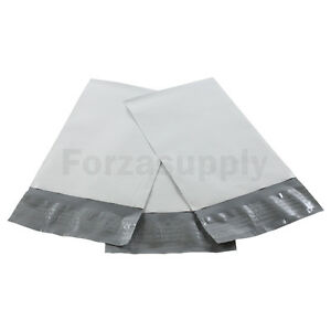 Poly Mailers 2 35 Mil Envelopes Shipping Mailing Bags 1000 500 More Sizes