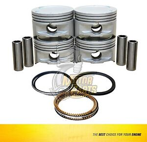 Piston Ring 1 8 L For Chevrolet Isuzu Luv Imark Pickup Pr040 Size Std