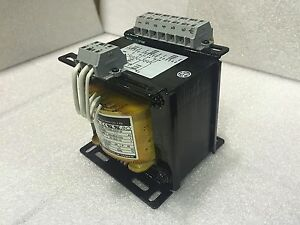 F10250 03a6137 1 Ph Transformer 250va 50 60hz Input 415 400 380v Output 110 220v