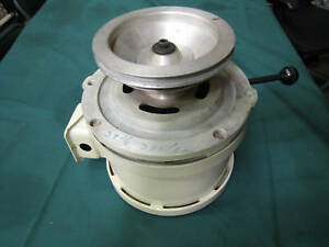Step Pulley Milling Head Motor Assembly 440v