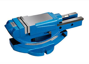 Tilting Hydraulic Vise Thv 150 6 Wide 12 Opening
