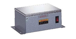Holding Plate Type Demagnetizer Hd 180 1 110 220v 2a