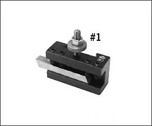 Aloris Tool Axa 1 Turning And Facing Holder