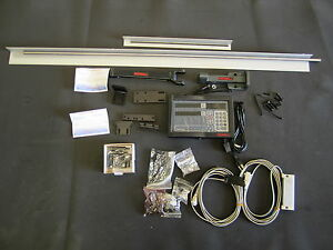 Newall Digital Read Out Dro For Lathe Package 6 X 60