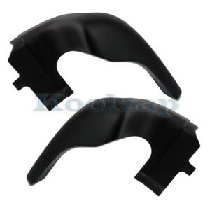 For 05 15 Tacoma Pickup Truck Rear Bumper Step Pad Extension End Left Right Pair