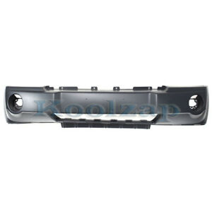 Capa 05 07 Gr Cherokee Front Bumper Cover Primed Plastic Ch1000451 5159130aa