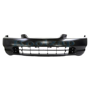 Capa 98 99 00 Accord Coupe Front Bumper Cover Primed Ho1000179 04711s82a90zz
