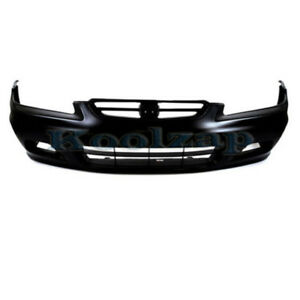 Capa 01 02 Accord Coupe Front Bumper Cover Assy Primed Ho1000195 04711s82a91zz