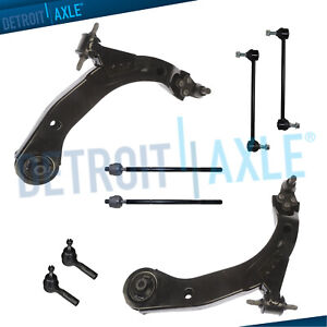 Saturn Ion 2005 2006 2007 Front Lower Control Arms 11 8 Sway Bar Links