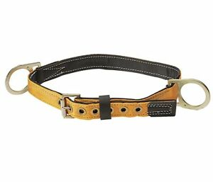 Miller T3020 maf Body Belt Polyester Tonque Buckle Side D rings