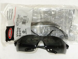 10 New Ao Safety 11387 00000 Virtua Sport Protective Eyewear Glasses Gray Lens
