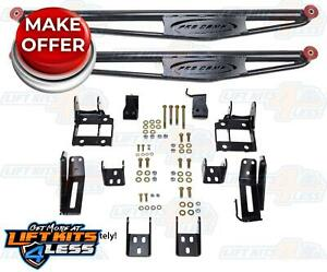Pro Comp 72501b 74 Lateral Traction Bars For 2003 2010 Dodge Ram 2500 3500 1500