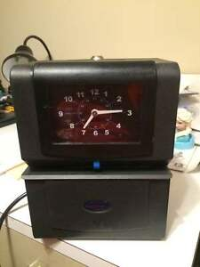 Lathem Time Clock 4100 Series