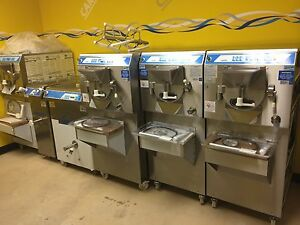Carpigiani Pasteurizer Gelato Ice Cream Batch Freezer