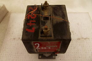 General Electric Current Transformer Ratio 200 5 Jkp 0 836x8 6kv 600v 2 25 d