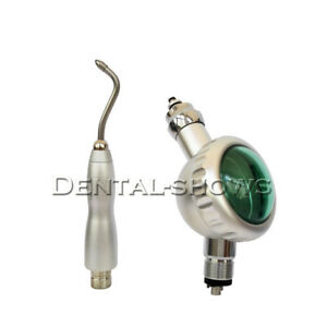 Nsk Style Compatible Dental Air Flow Polisher Prophy Mate Unit 4 Hole