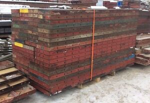Symons Concrete Wall Forms Steel ply 64pcs 8 Foot