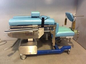 Osi Sst 3000 Spinal Surgery Table 3 Medical Hospital Surgical Furniture Or