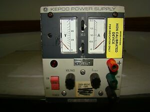 1pc Kepco Jqe 55 2 M Power Supply Used