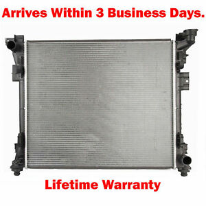 Radiator For Dodge Grand Caravan 2008 2012 4 0 V6 1 1 4 Thick