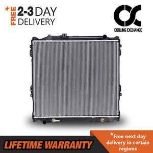New Radiator For Toyota 4 runner 4runner 96 01 2 7 L4 3 4 V6 Lifetime Warranty