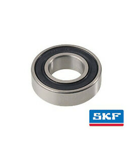 Skf 6204 2rs Skf Deep Grove Ball Bearings 20 X 47 X 14 2 Rubber Seals Oos 50