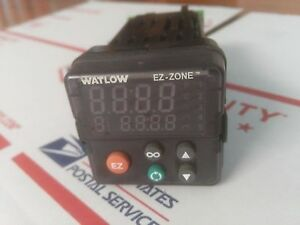 Watlow Pm6c4fc alejaaa Temperature Controller Tested Warranty 3 Available