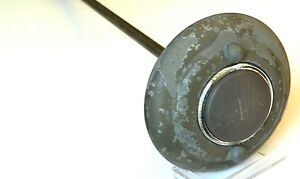 1930s Ford Steering Wheel Horn Button W Long Rod Unknown 1937 1938 1939