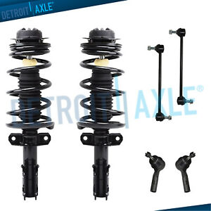 2003 2004 2005 06 2007 Saturn Ion Front Quick Strut Coil Spring Tie Rod Sway Bar
