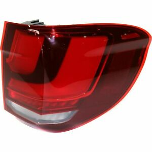 Bmw X5 F15 F85 2014 2017 Right Passenger Outer Taillight Tail Light Rear Lamp