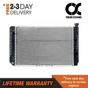 Radiator For Chevy S10 Blazer Gmc S15 Jimmy Sonoma 4 3 V6 W O T O C
