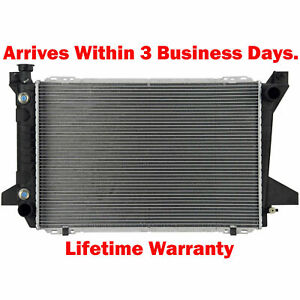 Radiator For Ford Bronco F 150 F 250 F 350 5 0 5 8 V8