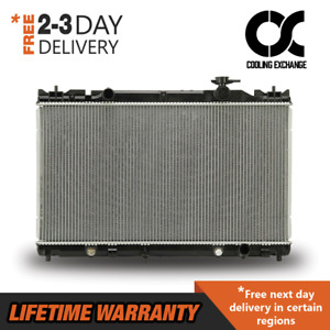 New Radiator For Toyota Camry 2002 2006 2 4 L4 Lifetime Warranty 5 8 Thick