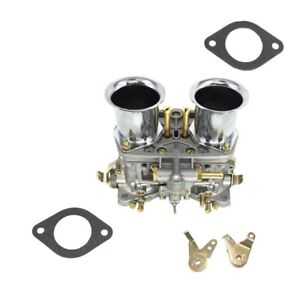 New 44idf Carburetor For Vw Fiat Porsche Bug Beetle With Air Horn 44 Idf