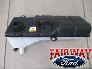 97 Thru 00 Mustang Oem Ford Coolant Recovery Tank Reservoir Bottle 4 6l V8 Only