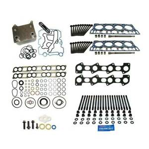 Oem Head Gasket Oil Cooler Replacement Arp Stud Kit For Ford 6 0l Powerstroke