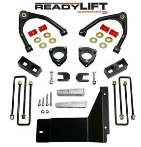 Readylift 4 0 Inch Sst Lift Kit 2007 2013 Silverado sierra 1500 4wd